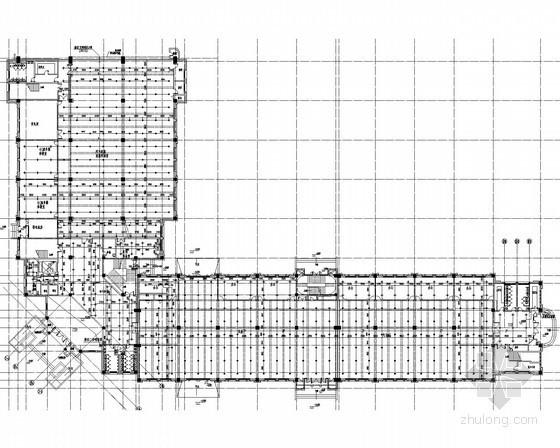 [河北]职业技术学院综合楼给排水消防施工图(系统全)