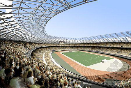 天津某体育场施工组织设计