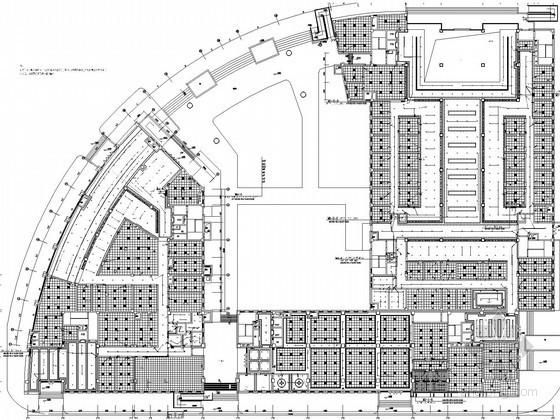 [浙江]十二层便民服务中心办公楼电气施工图(2015年设计)
