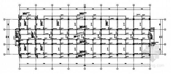 高校宿舍楼建筑结构毕业设计论文(原创)