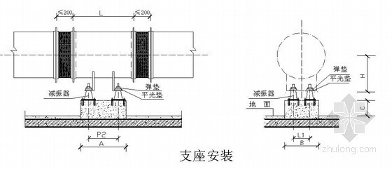 [浙江]大型酒店空调及动力系统安装施工组织设计133页