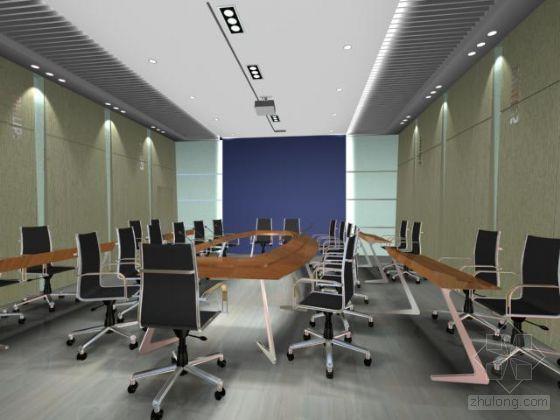 会议室模型2