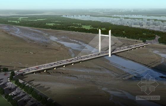 [甘肃]主桥120+120独塔双索面斜拉桥施工组织设计方案358页(附198张图纸)