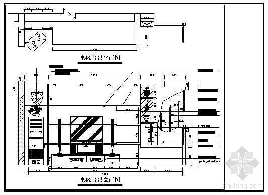 电力新村室内装修图-3