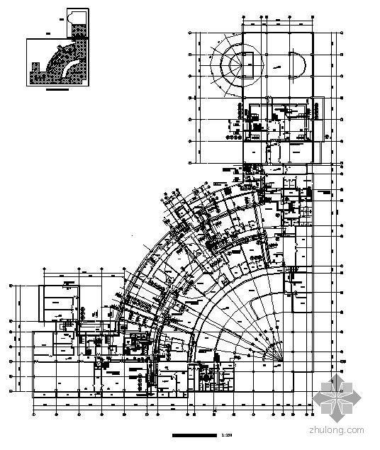 朝阳某别墅区会所装修改造给排水施工图