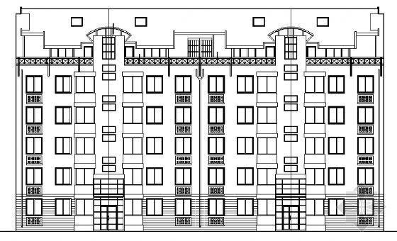 顺弛太阳城10、19号楼建施图纸