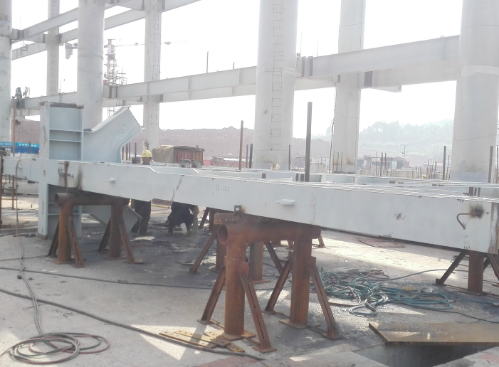 甘肃文化艺术中心场馆钢结构焊接专项施工方案(四层钢框架支撑+钢砼框剪结构)