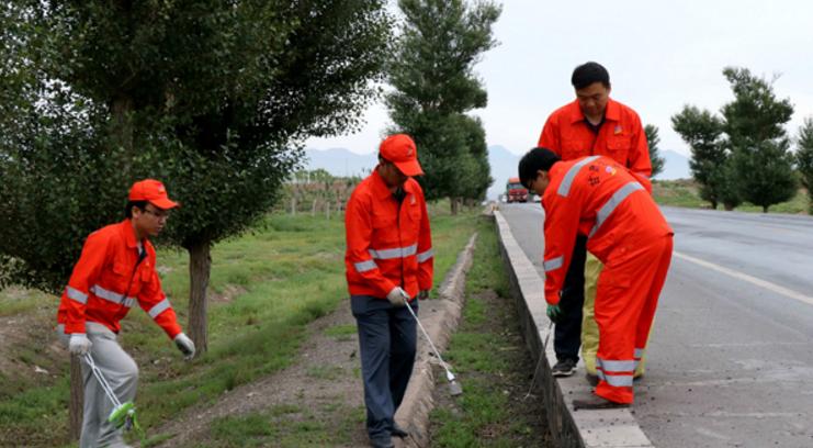 论山区公路建设生态保护和水土保持_2