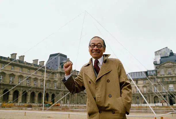 """[钢结构·建筑]贝聿铭与""""他的""""博物馆"""