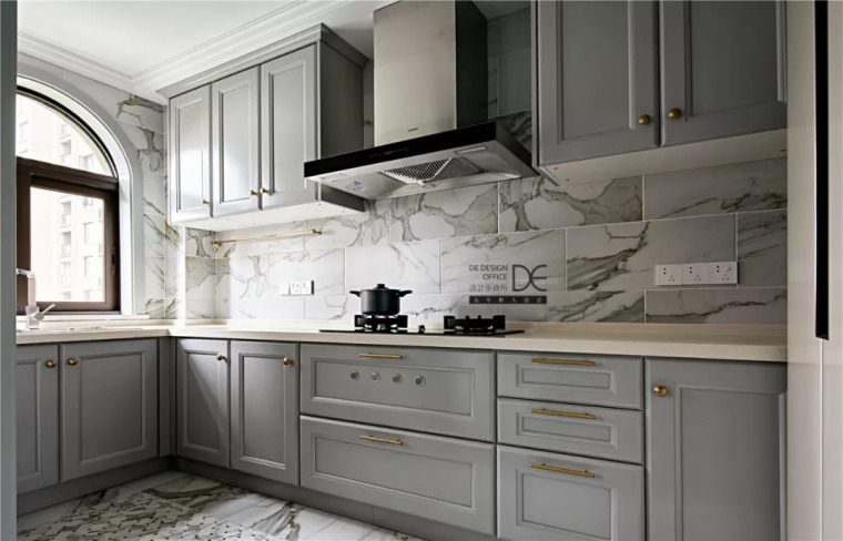 厨房比客厅还好看,让你爱上做饭!!_11