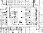 [山西]八层市中心医院及裙楼2017年全套电气施工图纸(含暖通)