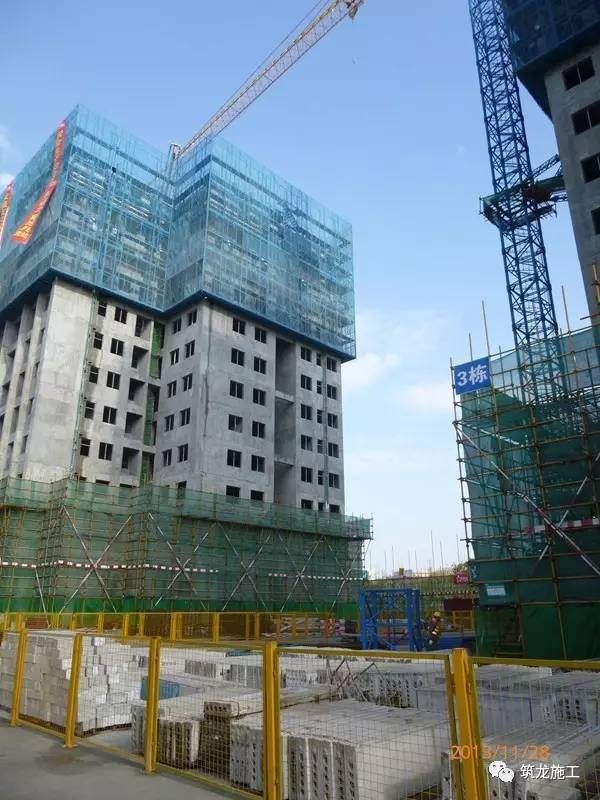 建筑安全协会标准化示范工地展示,文明施工篇79张照片!_50