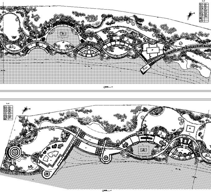 [福建]中国唯一滨海火山地质公园及沙滩景观设计全套施工图
