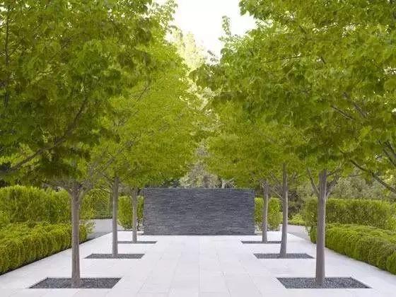 """园林路径设计的那些""""套路""""!_4"""