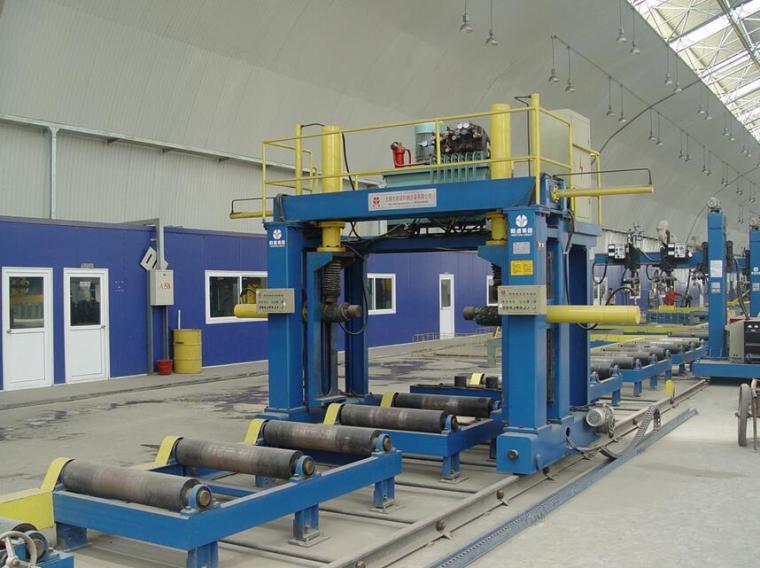 [山东]超高层商业综合体钢结构制作施工组织设计(钢骨架、钢桁架