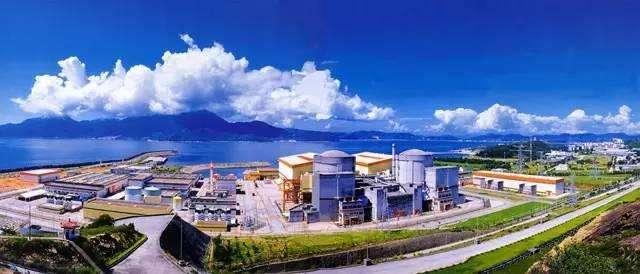 某核電站土建工程施工組織與營理