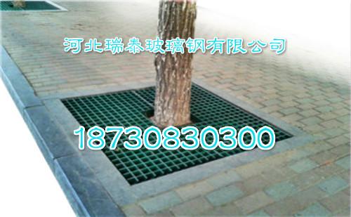 城市绿化玻璃钢树篦子 树池盖板  护树板