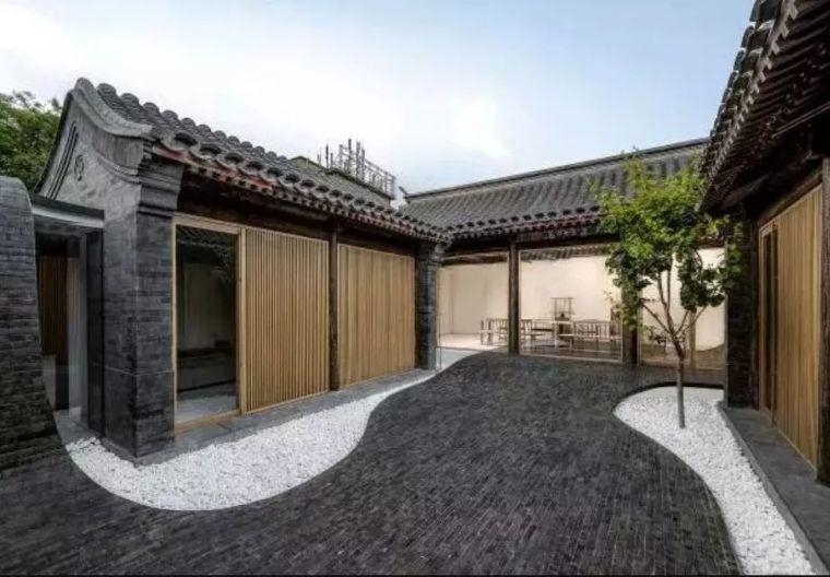 这个仅有 3 间房的北京四合院,拿了美国室内设计大奖