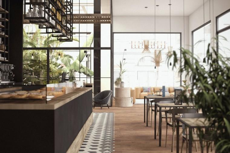 2018年全球室内案例大盘点——餐饮空间_12