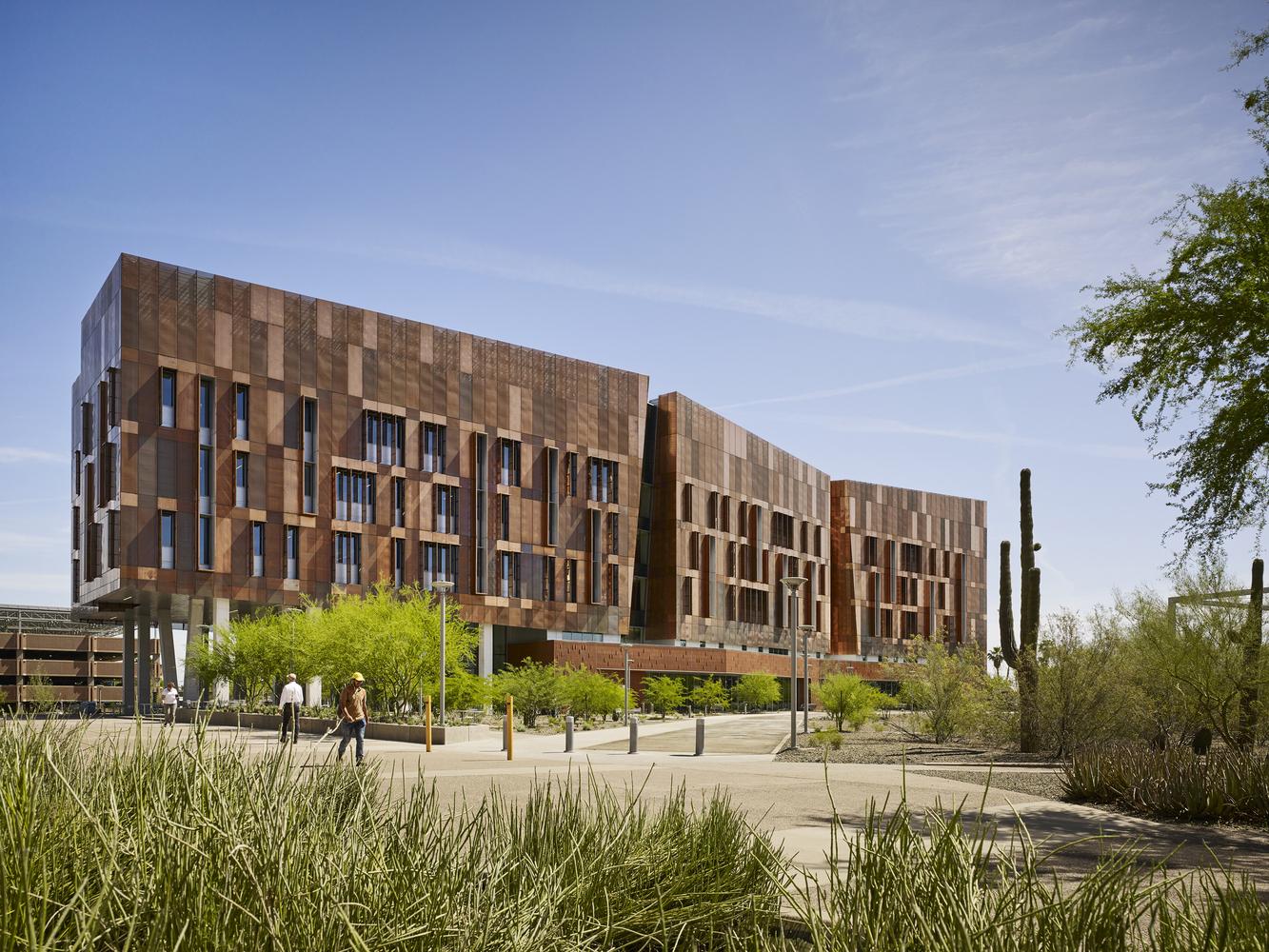 美国亚利桑那州立大学生物v州立研究所青岛一木家具设计团队图片