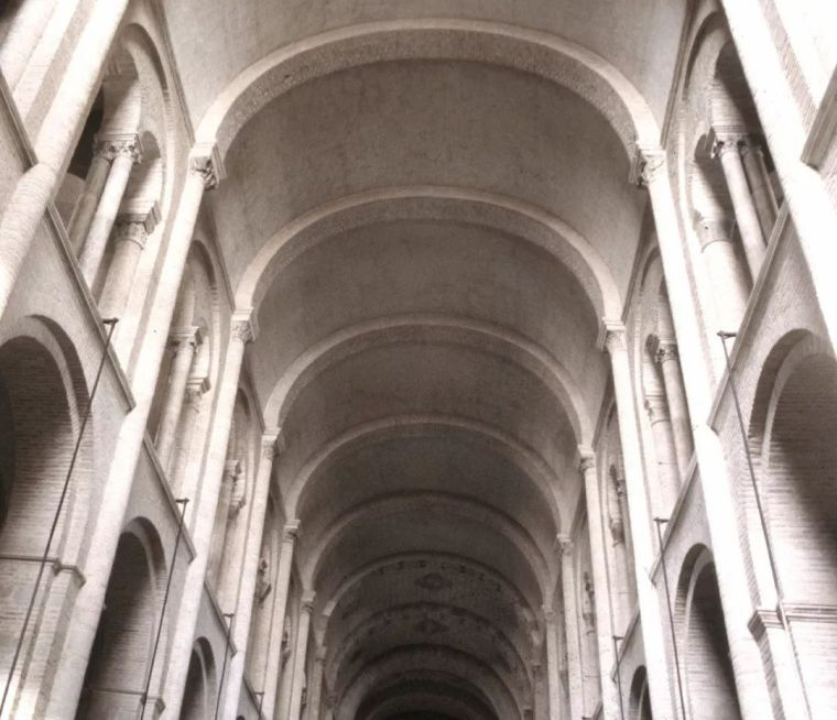 教堂结构----不只是拱顶