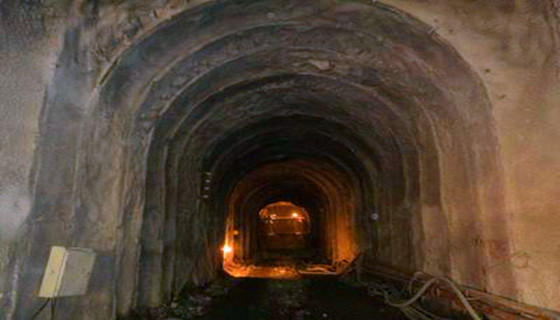 水电站工程引水隧洞塌方冒顶段处理技术