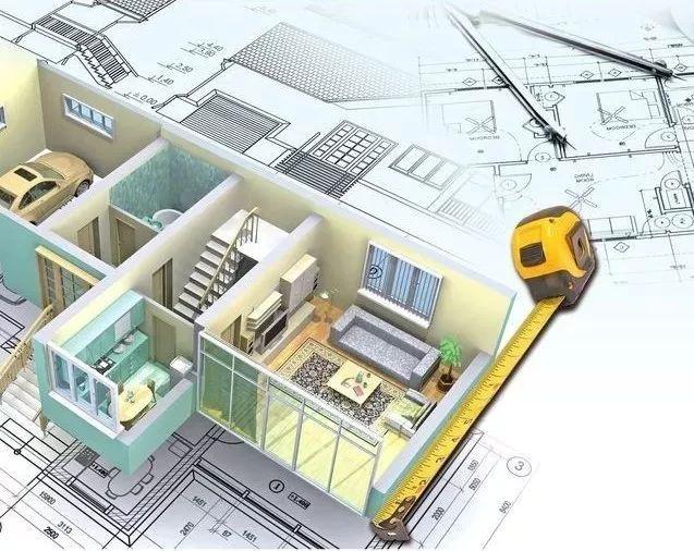 建筑面积/套内面积/使用面积/公摊面积,一看就懂
