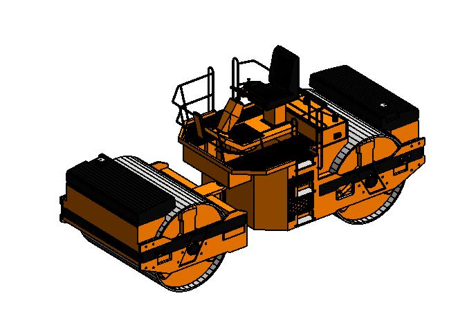 BIM族库-建筑-场地建模族-车(rfa,共25个)