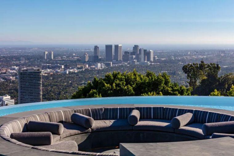 3.98亿的超级山顶豪宅,无比奢侈的观景台_21