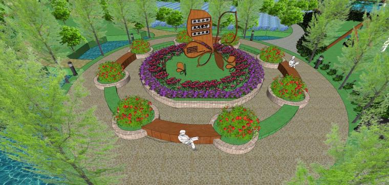 城市生态农业园民宿景观设计 6