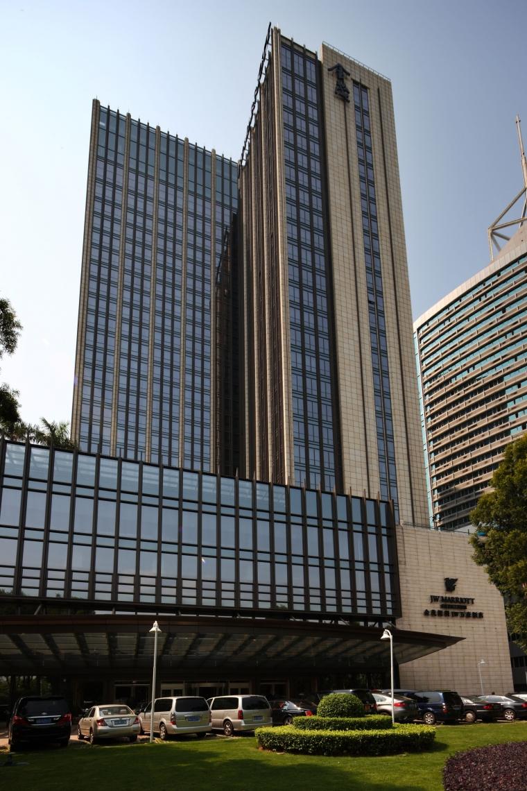 深圳万豪酒店_3
