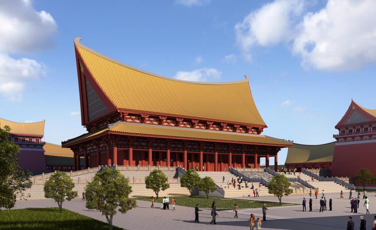 [云南]东南亚风格滇王宫博物馆设计方案文本+扩初图(PDF+CAD)