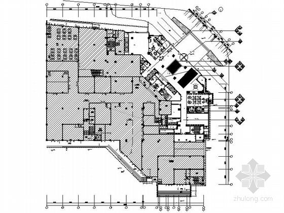 [彭州]现代高档酒店大堂及大堂吧装修图(含效果)