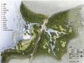 [江苏]生态观赏及旅游度假滨湖公园景观规划设计方案