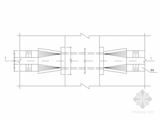 [陕西]农田水利工程涵管设计图