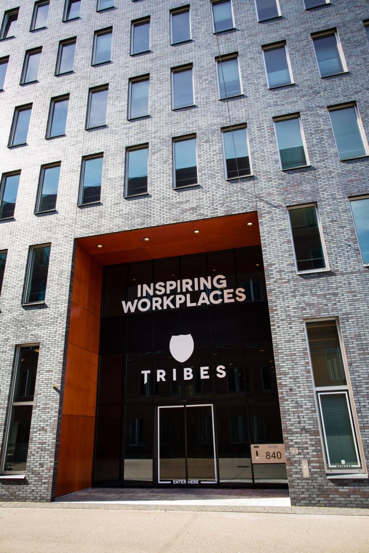 荷兰Tribes联合办公室_22