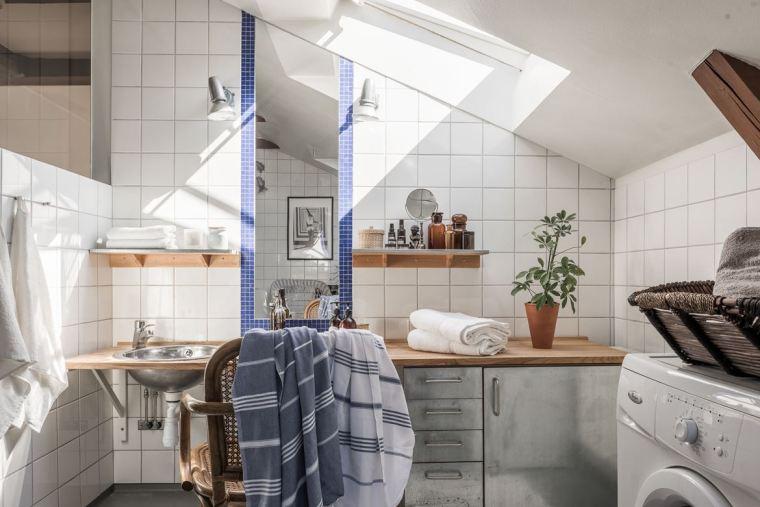 斯德哥尔摩顶层公寓改造-1 (3)