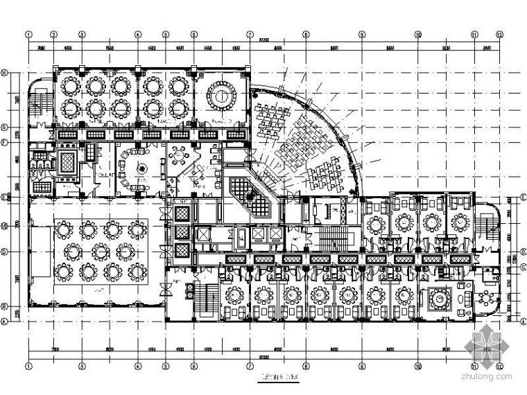 [杭州]某广场四星大酒店施工图