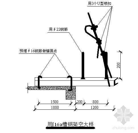 广东某框架结构工程外墙脚手架搭设施工方案(外脚手架、卸料平台)