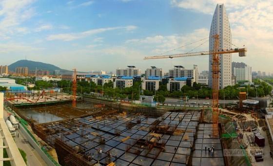 [安徽]全国首座综合性高层次书法创研基地工程质量管理汇报(附图丰富)