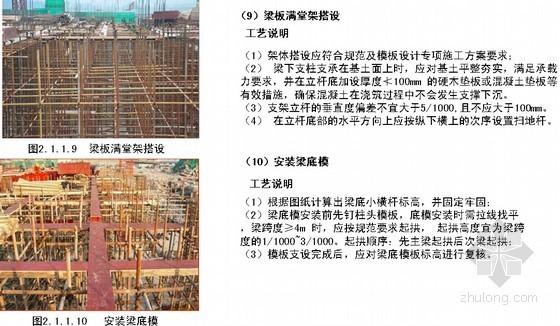 建筑工程实体质量精细化做法图集(200余页 土建 机电安装)