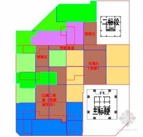 [辽宁]地标性超高层综合体底板基础施工方案