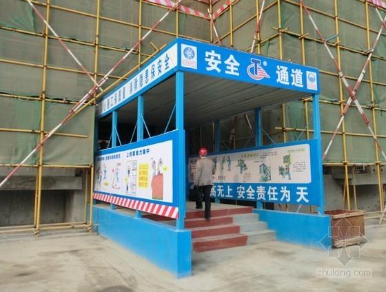 [筑龙18周年庆]山东青岛建筑工程施工现场优秀照片实录