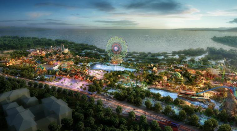 [云南]大型东南亚风游乐园方案设计文本及设计导则(600+PDF)