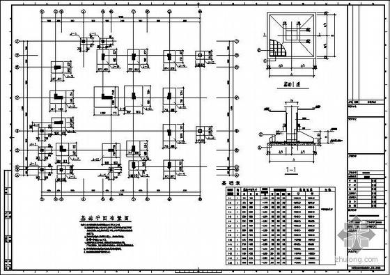 南昌某别墅结构水电图纸