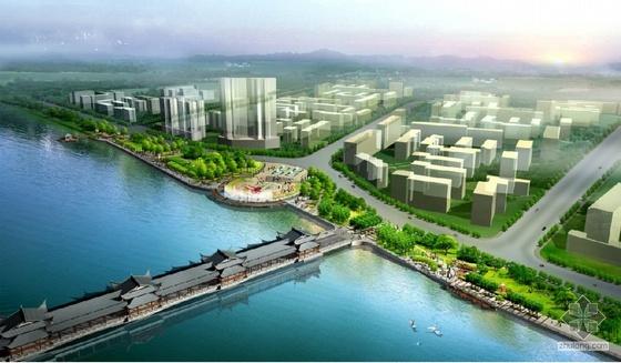 四川滨河综合广场景观设计文本