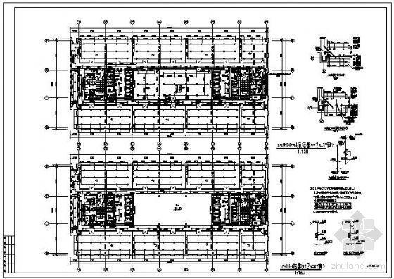 某高层综合楼给排水成套施工图