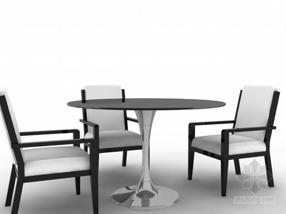 圆桌椅组合