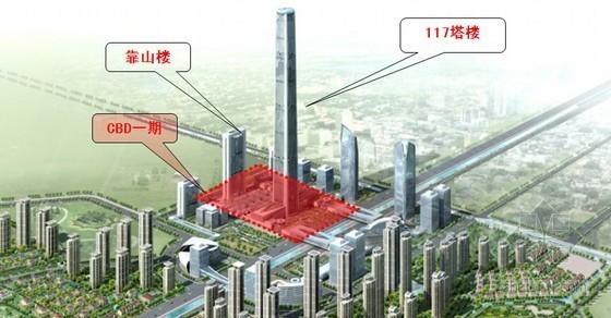地标性超高层工程总承包管理成果总结