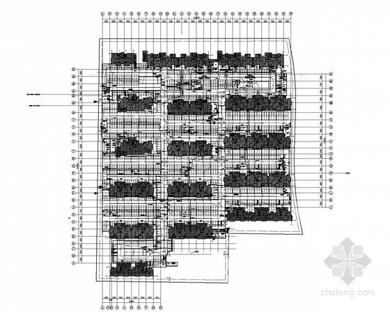 [上海]大型多栋中高层商住楼全套电气施工图纸315张(2014年编制)